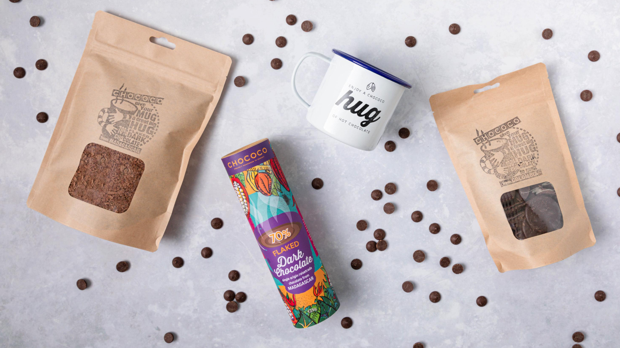 Drinking & Baking Chocolate