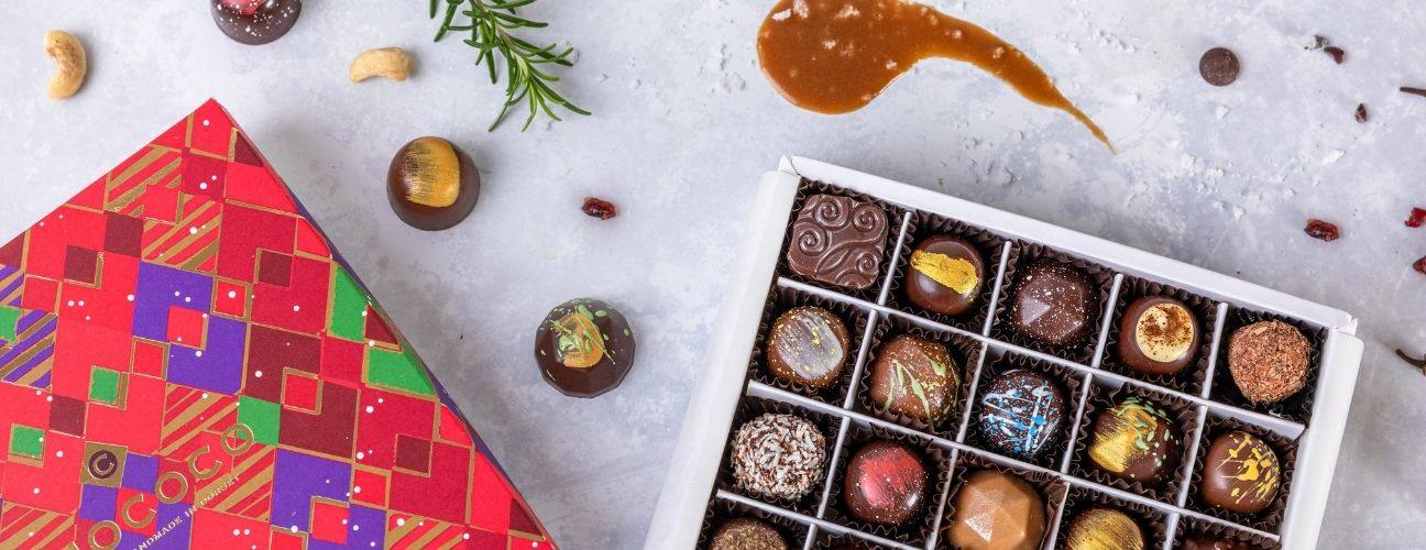 Christmas Boxed Chocolates