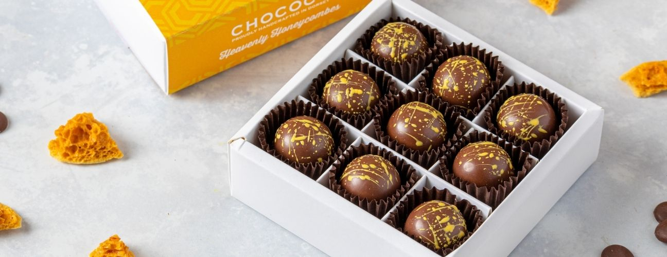 Nut Free Chocolate Boxes