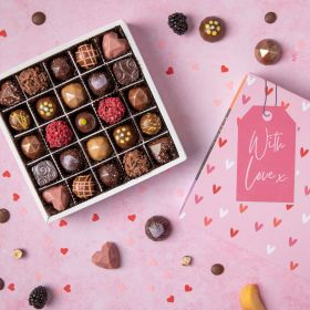 Fresh Valentine Selection Box - Large