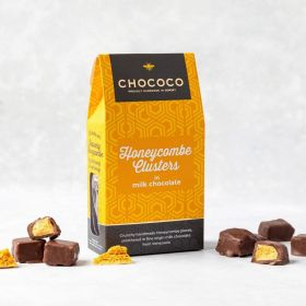 A Chococo Best Seller Hamper with canvas bag a mix of milk, gold, dark chocolate from bars to clusters to boxes