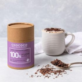 100% Ecuador origin Hot Chocolate Flakes