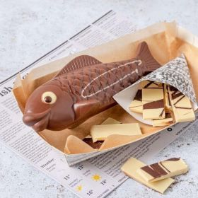 Large Chocolate Fish & Chips