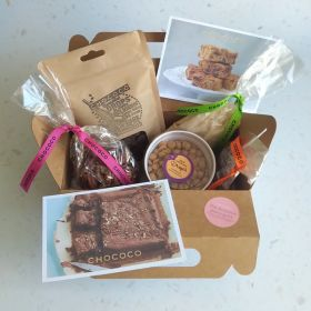 Brownies Baking Kit