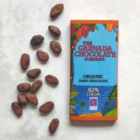 85% Madagascar 'Mega Dark' low sugar Chocolate Mini Bar (& vegan-friendly)