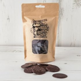 100% Colombian sugar-free Hot Chocolate Drops