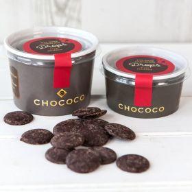 71% Dark Chocolate Drops From Ecuador