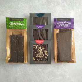Dark Chocolate Treats Bundle (vegan-friendly)