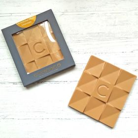 Gold Caramelised White Chocolate Mini Bar