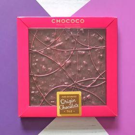 Dark Chocolate Honeycombe 125g Bar