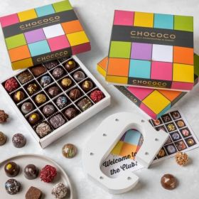 Large Box Chocolate Club Pre-Paid Gift Subscription