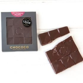 Set of 3 Assorted Origin Milk Chocolate Mini Bars