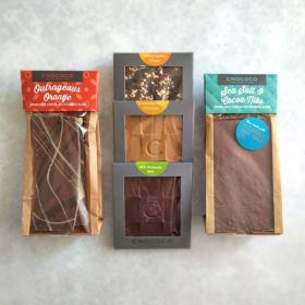 Milk & Gold Chocolate Treats Bundle