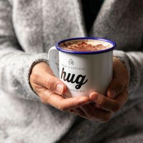 80% Uganda origin Hot Chocolate Flakes (vf)