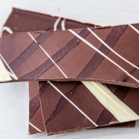 Milk Chocolate Outrageous Orange Slabs