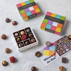 Small Truly Fresh Chocolate Club Subscription