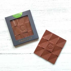 40% Cashew 'Milc' Chocolate Mini Bar (vegan-friendly)