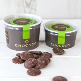 45% Milk Chocolate Drops From Venezuela