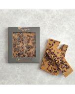 Gold' Caramelised White Chocolate & Cocoa Nibs Mini Bar