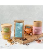 Chocolate Baking Bundle hamper by Chococo from Buttons to flakes for the pantry