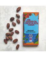 85% Madagascar 'Mega Dark' low sugar Chocolate Mini Bar (& vegan-friendly)