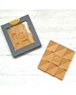 Gold Caramelised White Chocolate Mini Bar