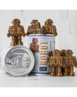 Capsule of Milk Chocolate Robots