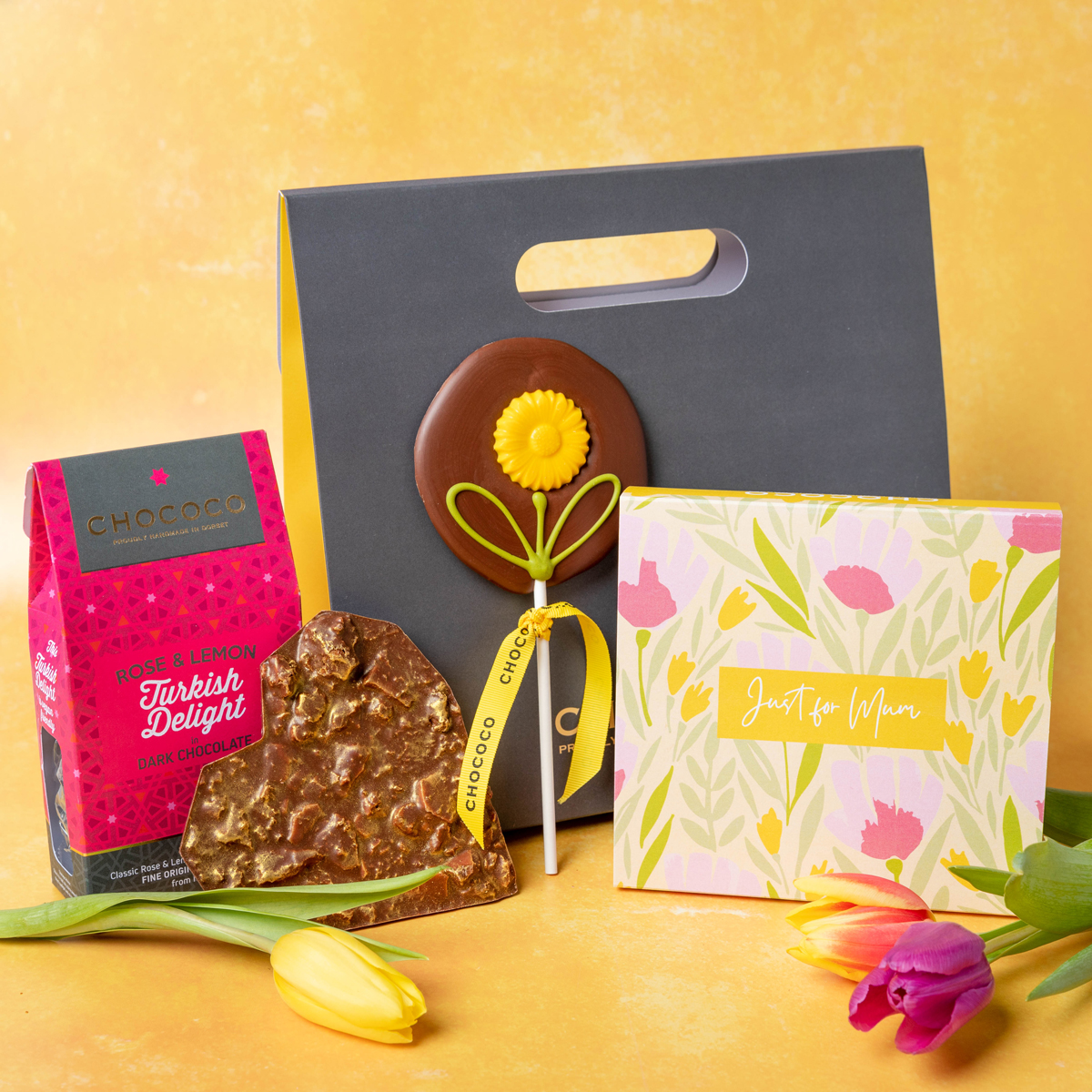 Mother's Day is on 14th March this year and we have chocolates to delight