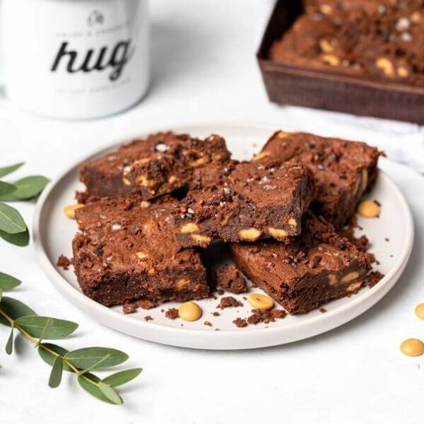 We have been awarded BBC Good Food's Best melt-in-your-mouth Chocolate Brownies