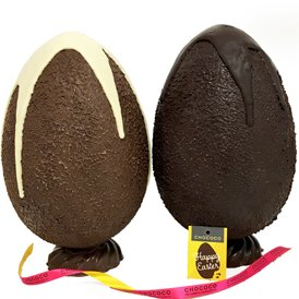 Call & Collect our Giant 750g Easter Eggs from our Swanage & Winchester shops