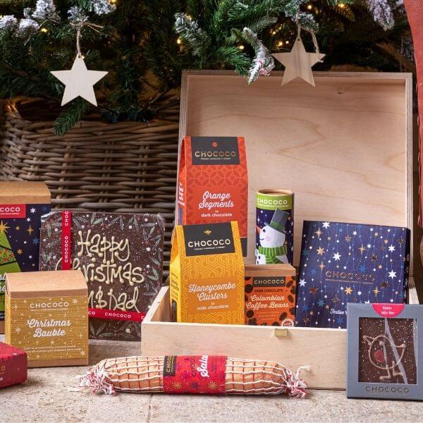 Share the Chococo Joy this Christmas