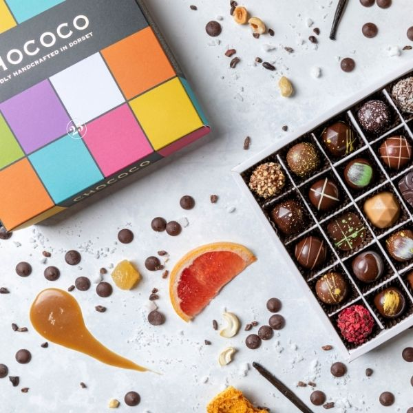 The Evening Standard awards us 'Top Pick' & top of the list of best luxury chocolate brands