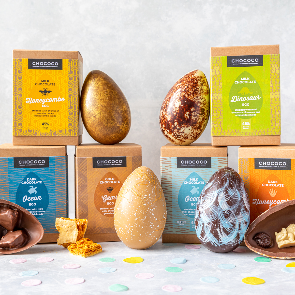 Go 100% Plastic-free this Easter...