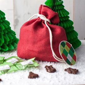 Delight your family with our twist on an Advent calendar...where will you hide the daily chocolate?