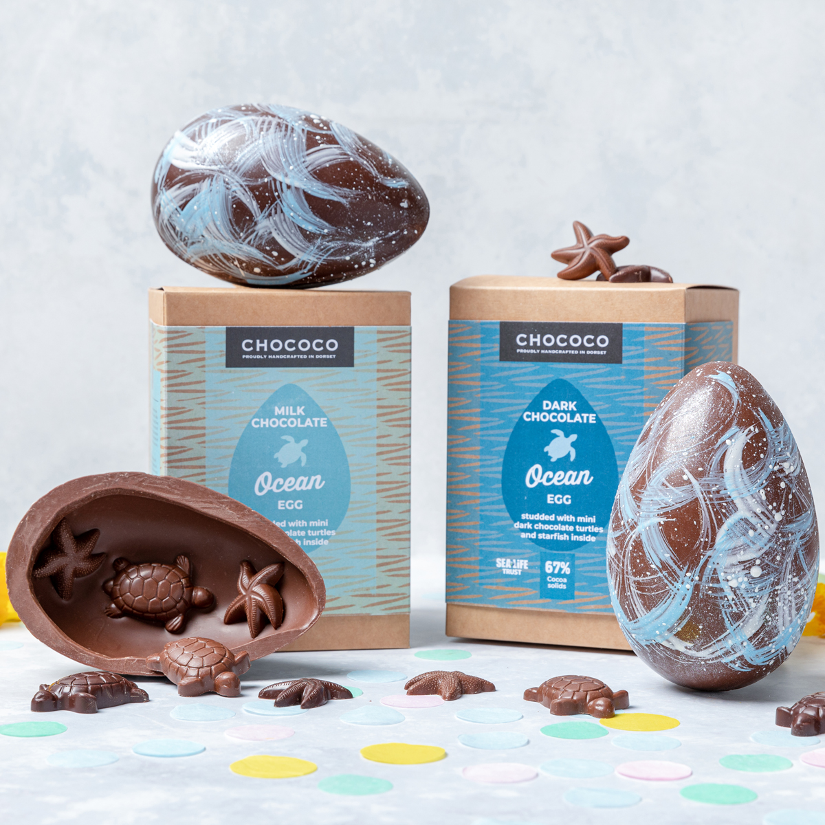 Our Ocean Eggs are featured in The Sunday Times & BBC Good Food Online