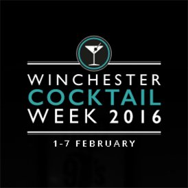 We are thrilled to be supporting the first Winchester Cocktail Week