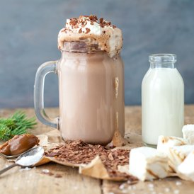 Lift your spirits with these recipes for a proper hot chocolate Chococo-style