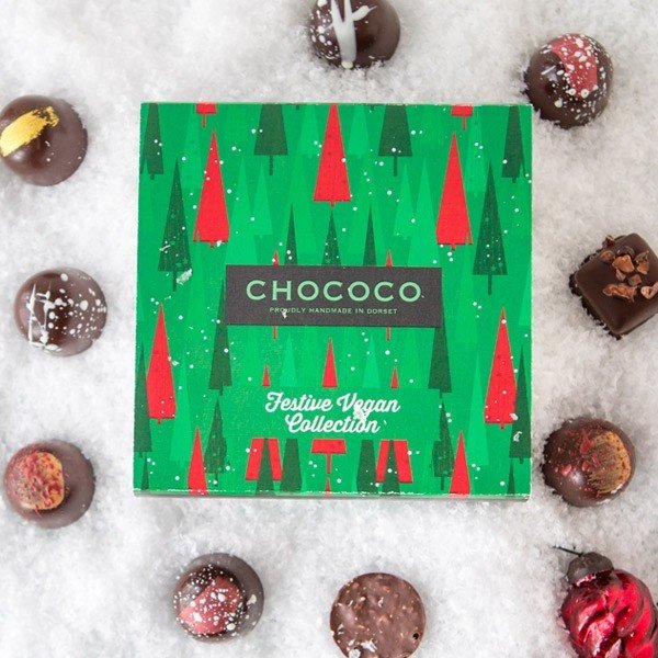 """Festive Vegan Collection """"What to give a Foodie this Christmas"""""""
