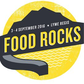 We will be at the Food Rocks Festival 2016 this weekend in Lyme Regis