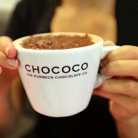 Chococo is rated as one of the UK's Top Hot Chocolate Spots in The Weekend Telegraph
