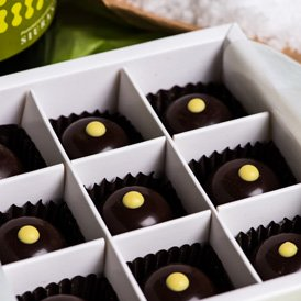Arbequina & Sea Salt chocolate launched for Chocolate Week 2015