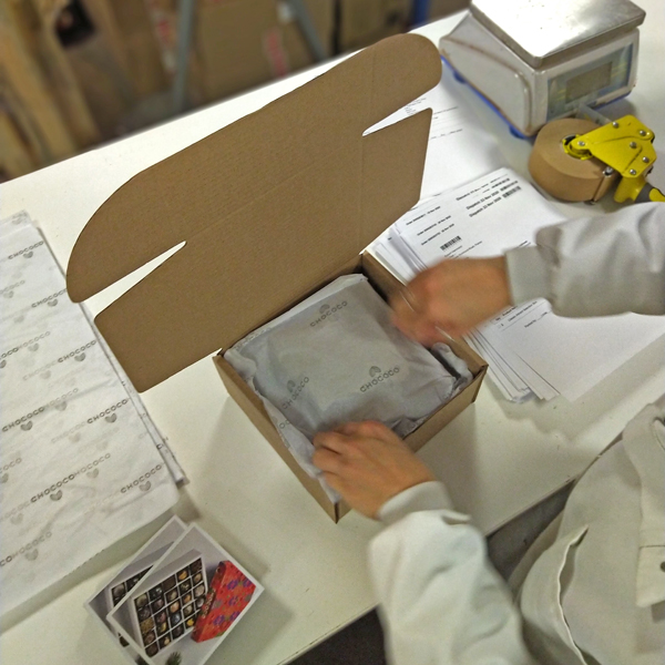 Update about our online mail order service