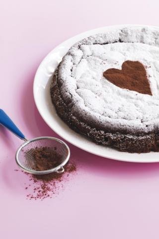 Claire's Flourless Chocolate Cake