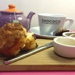 September is Speciality Afternoon Tea Month at Chococo