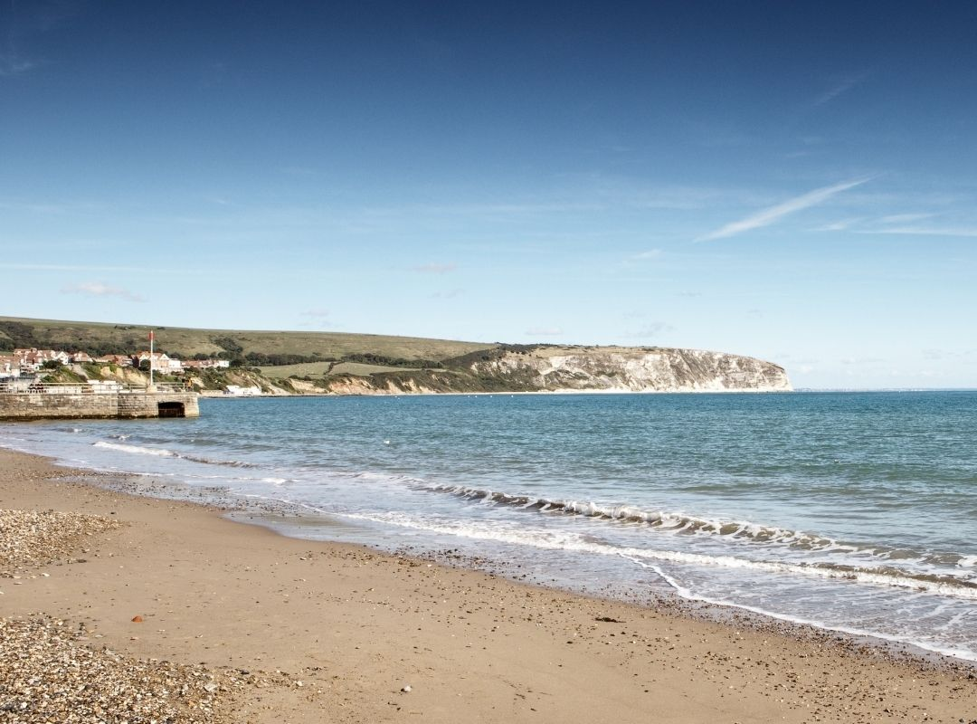 Swanage Bay Seafront