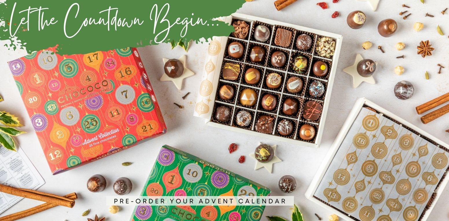 Let the countdown begin with Chococo Advent