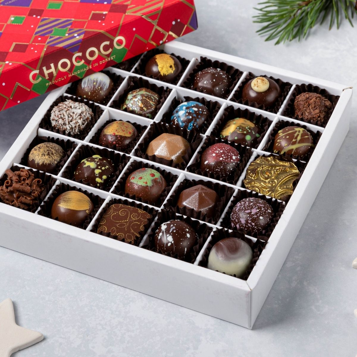 Christmas Chocolate Selections