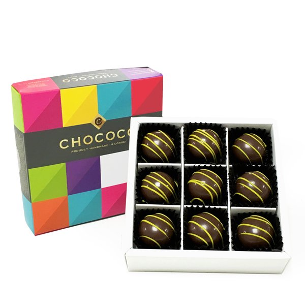 Chococo's NEW Conker Gin chocolate especially for Father's Day