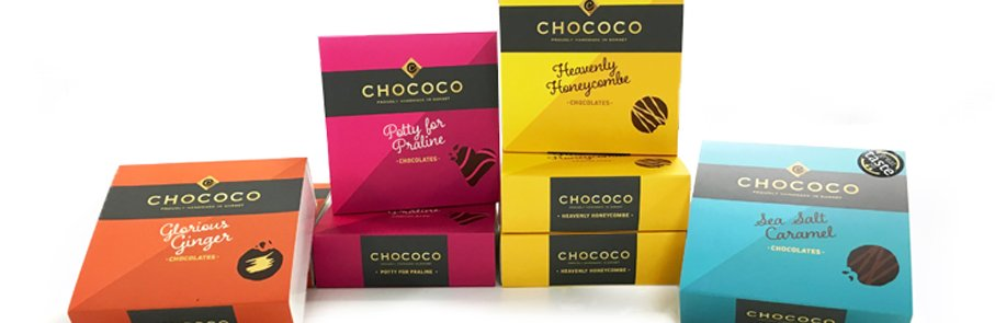NEW design for single flavour boxes